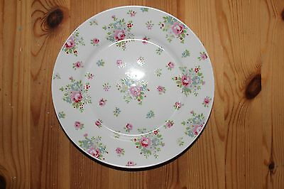Cath Kidston tea plate exclusively by Queens