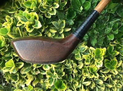 Thomson Hickory Shafted Spoon In Nice Playable Condition.