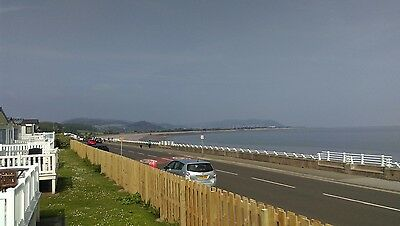 Holiday caravan for hire in Somerset, 3 bed 8 berth, Sea views, March April may
