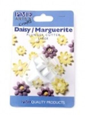 PME Large Daisy/ Marguerite Plunger Cutter x1 Cake Decorating Sugarcraft Tools