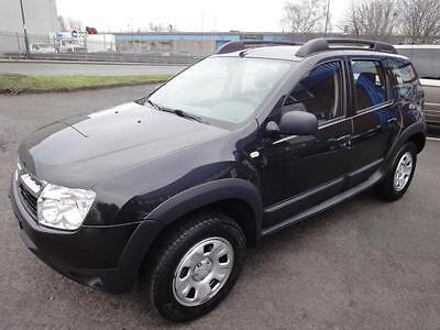 LHD 2010 DACIA DUSTER 1.5 DCI DIESEL   5 Door FRENCH REGISTERED