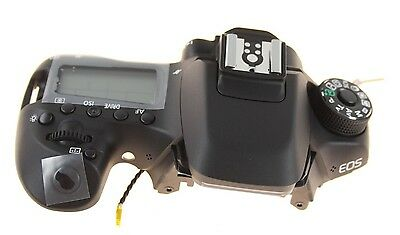 Canon Eos 80D Top Cover Unit, Flash Unit Made By Canon Japan New Unused