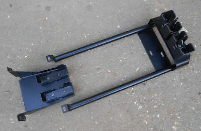 Land Rover Military Defender Wolf 90/110 SA80 Weapon Mounts