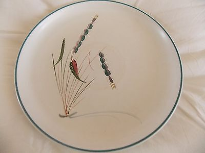 denby stoneware plate REDUCED