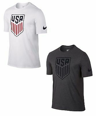 Nike Men's USA Crest Short Sleeve T Shirt - NWT