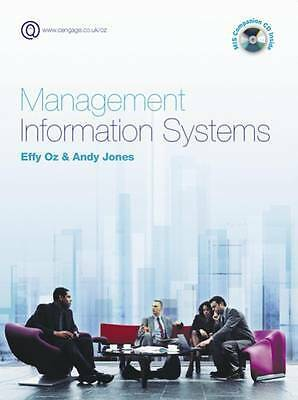 Management Information Systems - Effy Oz & Andy Jones