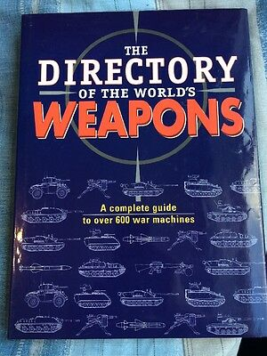 The Directory of the World's Weapons by Bookmart Ltd(Hardback)