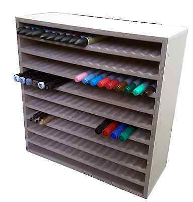 Pen Rack KX (ProMarker, Copic, etc., insert for IKEA/Expedit cubes)