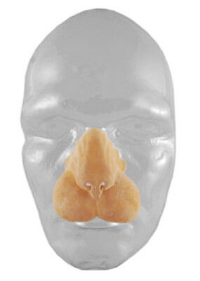 Deluxe Grimas Latex Prosthetic No16 Cat Nose Snout
