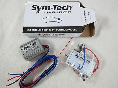 New SYM-TECH S1007 Electronic Corrosion Rust Control Module for Car & Truck Body
