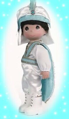 "Disney Aladdin Doll - Precious Moments 12"" Vinyl Doll"