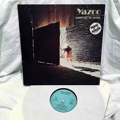 Maxi  – Yazoo / Don`t Go /   Nm