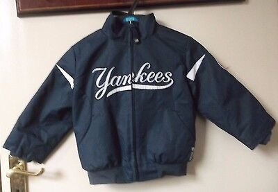 Authentic Merchandise Kids New York Yankees Jacket