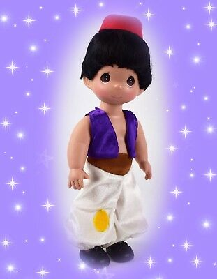 "Aladdin Street Rat - Precious Moments 12"" Vinyl Doll"