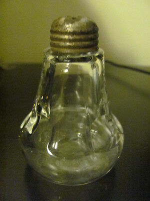 "EAPG ca. 1890's Thumbprint Shaker - Approx. 2 1/2"" - Very Good Condition"