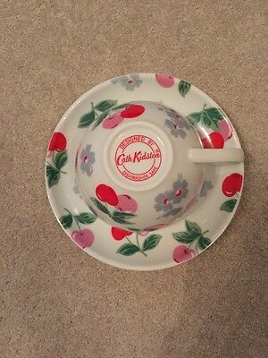 Cath Kidston Cherry Blossom Teapot And Matching Cup