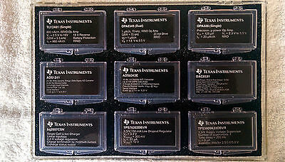 Texas Instruments TI Analog Sample Kit for Portable Applications - NEW