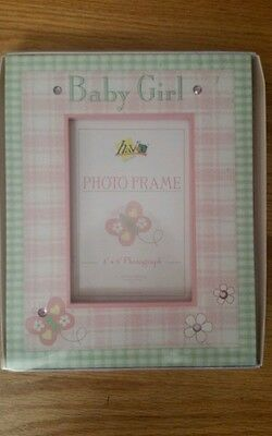 NWT Baby Girl's Havoc Picture Frame