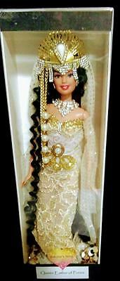 Queen Esther of Persia Beauty Women of the Bible ~Barbie doll OOAK in box