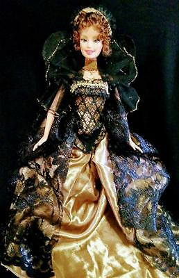 Mary Queen of Scots ~ Barbie doll OOAK Scotland Royal Mary Stuart
