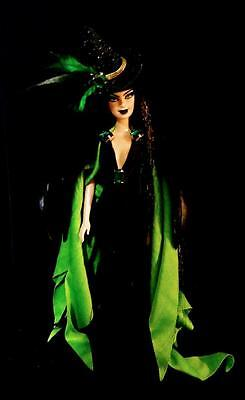 Wicked Witch of the West Wizard of Oz ~Barbie doll OOAK