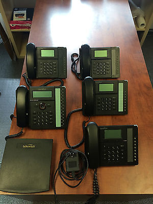 TalkSwitch System and Phones!!