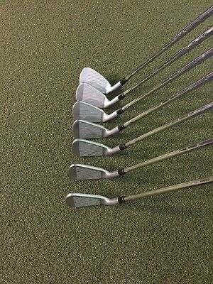 callaway apex cf16 Irons 4-pw Kbs Tour V90 Stiff Shafts