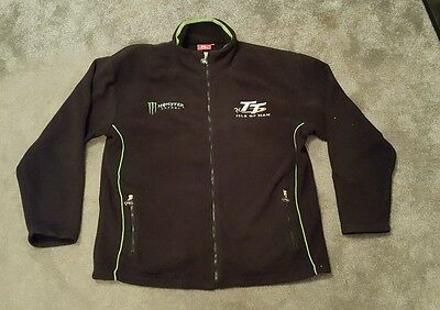Isle of Man TT Fleece XXL Monster Energy