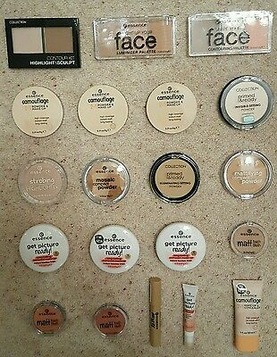 Essence make up sets.