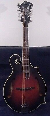 F style Mandolin ( MIchael Kelly ) - with hard case and spare strings