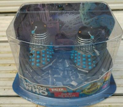 Dr Who Doctor Who Evil Of The Daleks Collectors Pack