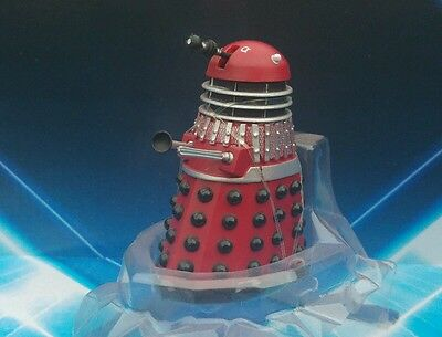 Doctor Who Dalek  Children Of The Revolution red 3.75 new