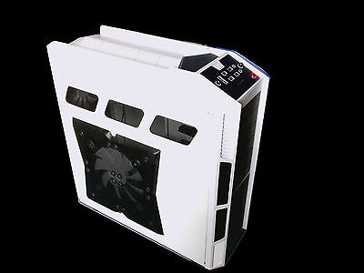 Rosewill Thor V2-W Gaming ATX Full Tower Computer Case, White