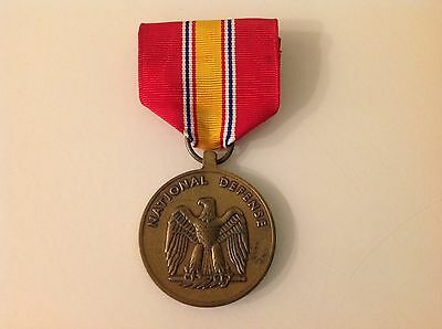Genuine Issue US Army National Defense Service Medal and Ribbon