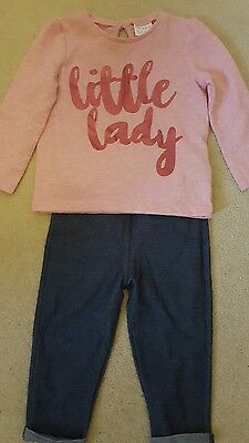 Cute baby girl outfit 6-9months