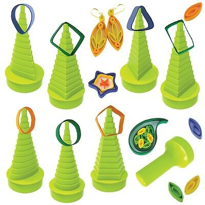 7 PCS ULTIMATE BORDER BUDDY - quilling tools