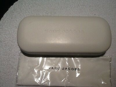 Marc Jacobs glasses sunglasses case BN with cloth.