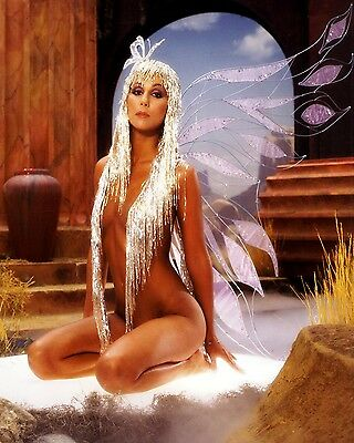Cher Glossy 8x10 Photo 2