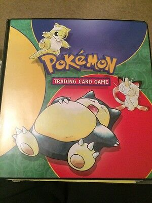 RARE Pokemon Cards Collection Full Set Base & Jungle Most Of Fossil, Team Rocket
