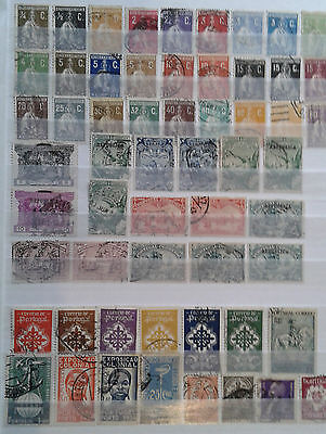 Portugal Used stamps High cat value