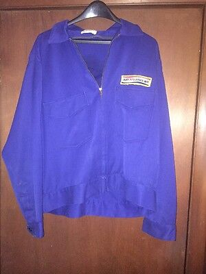 1960's Pepsi-Cola Driver's Jacket - Free Shipping