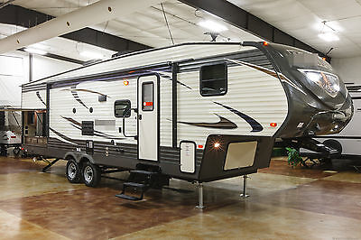 New 2017 295BHSS Lite BunkHouse Fifth 5th Wheel with Bunks Outdoor Kitchen Slide