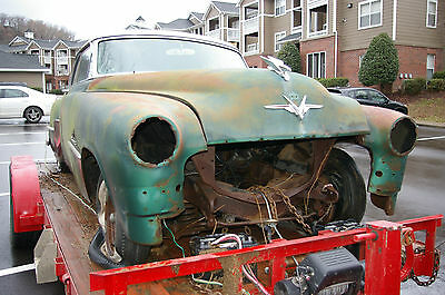 1954 Chrysler Other Imperial CROWN 1954 Chrysler Imperial Crown - 2 Door - Rebuilt needs to be completed