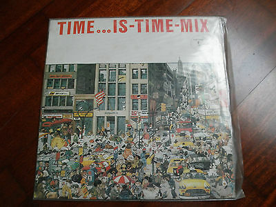 Vinilo Time... is time mix
