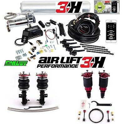 Toyota GT86 Air Lift 3H 3/8″ Management Performance Air Ride Suspension Bags Kit