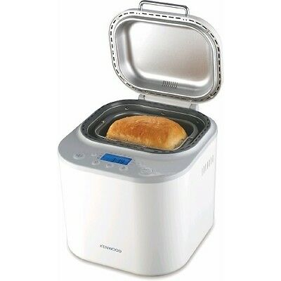 Kenwood BM260 Fan Assisted Bread Maker with 11 Programs in White