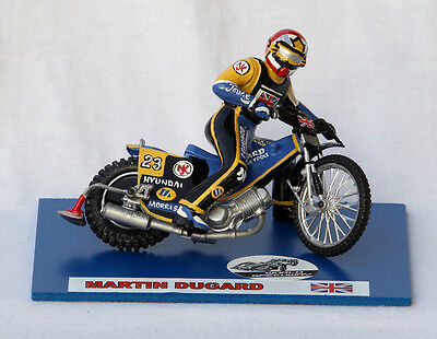 Martin Dugard speedway model (large size) :: Handmade :: UNIQUE COLLECTION !
