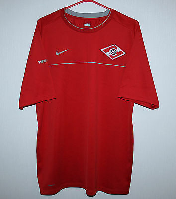 Spartak Moscow Russia training shirt Nike Size L