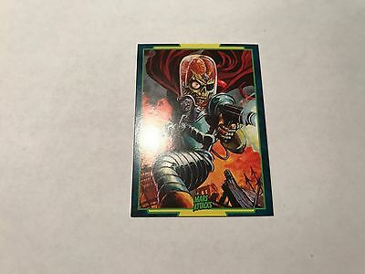 Topps Mars Attacks Occupation/Kickstarter Promo Card #P2 Warlord of Mars