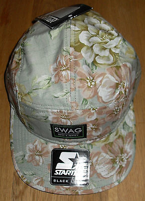 Beck and Hersey 5 Panel Cap ONE SIZE Adjustable